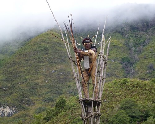 Andere culturen West Papua