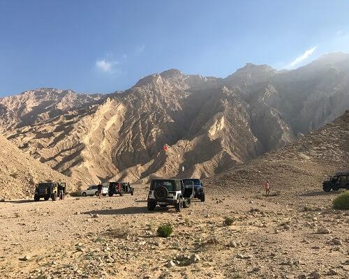 Oman rondreis