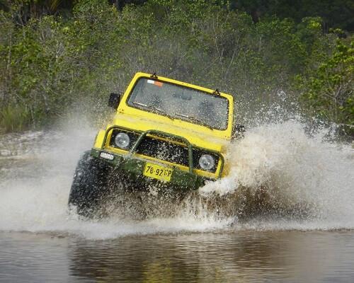 Suriname zelf rondreizen