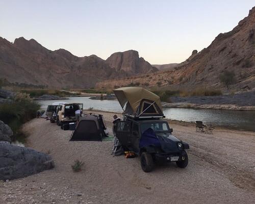 Self-drive Oman