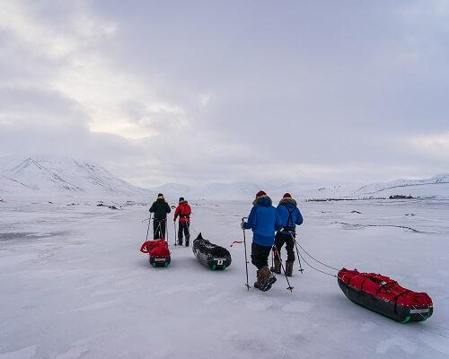 Poolexpeditie Spitsbergen