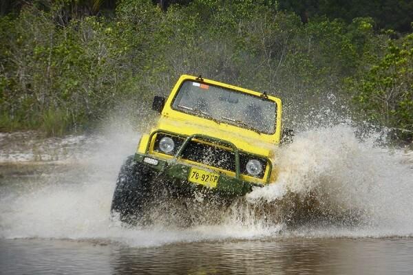Expeditie Suriname