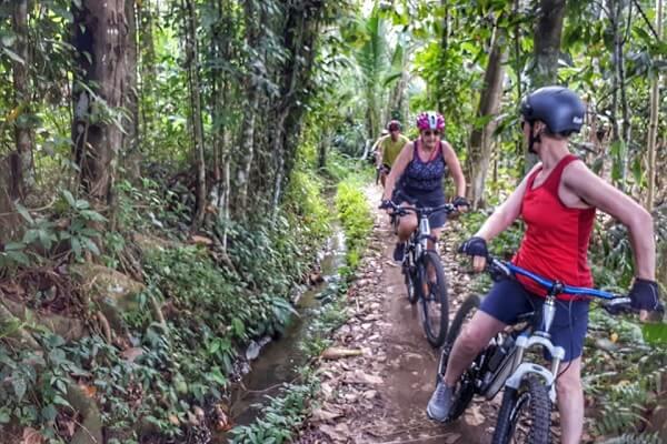 fietsen Indonesie