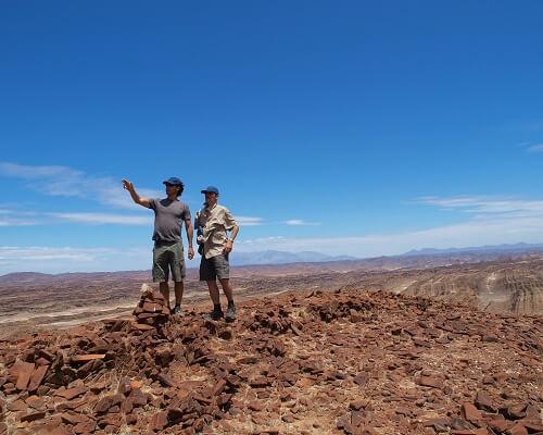 Individuele wandelvakanties Namibie