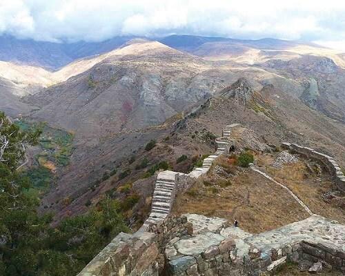 Individuele wandelvakanties- Sportief Armenië en Jordanië