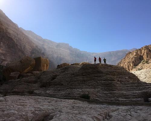 Individuele wandelvakanties Oman