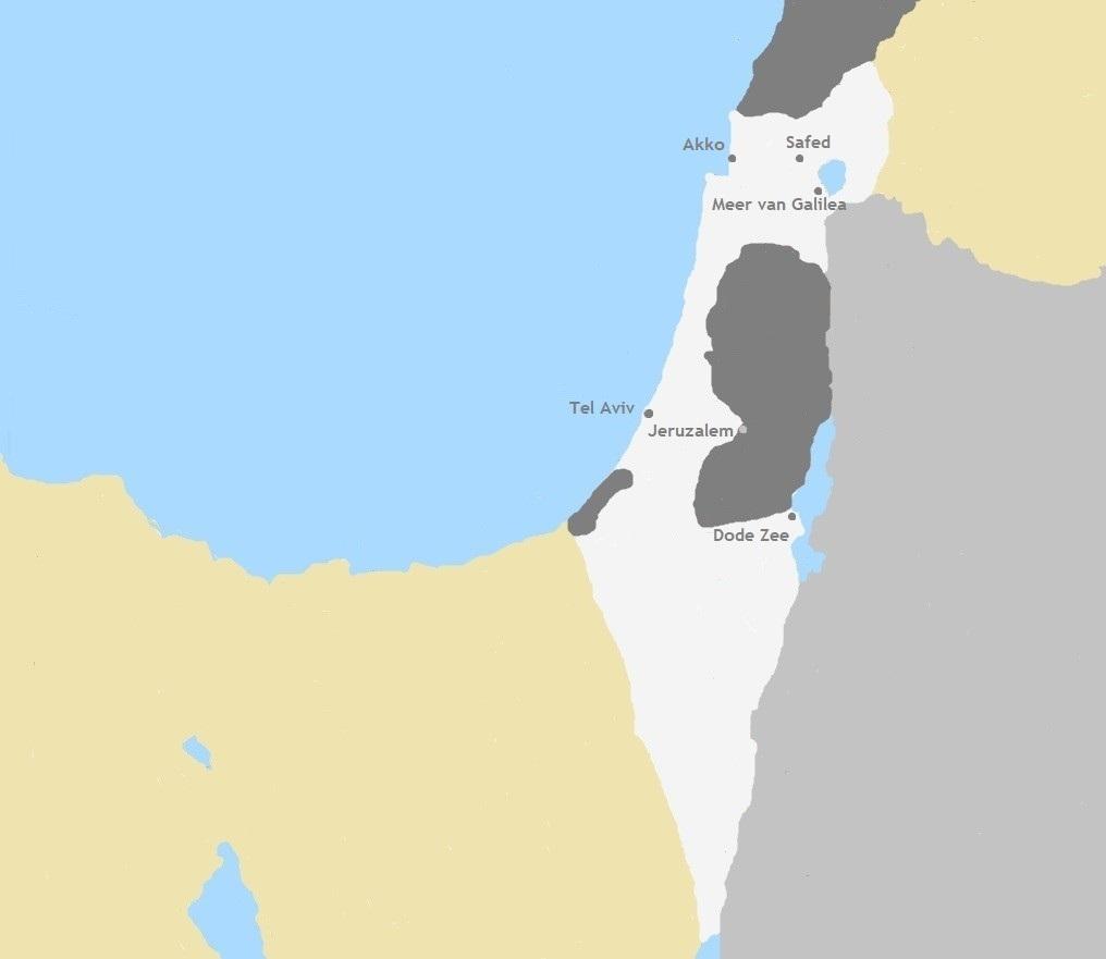 Israël reis