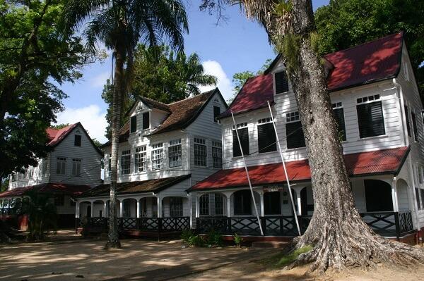 stad Paramaribo