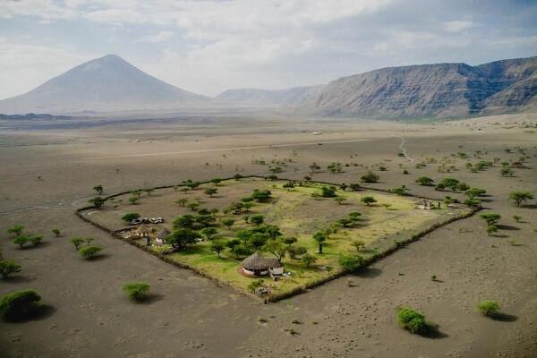 Masai savanne Tanzania