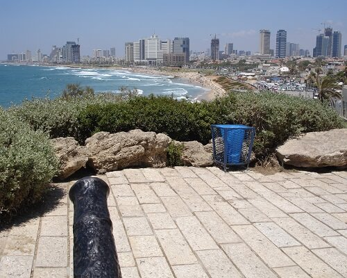 Stedentrip Jeruzalem en Tel Aviv