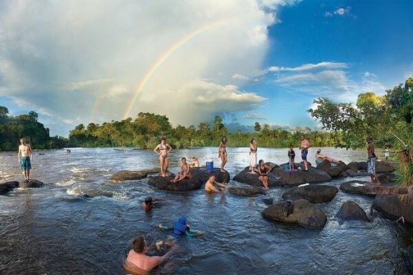 vakantie naar Suriname