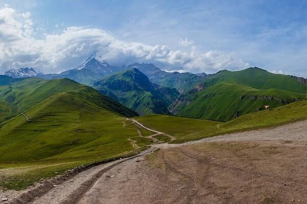 Rondreis Georgië - Ontdek het Kaukasusgebergte