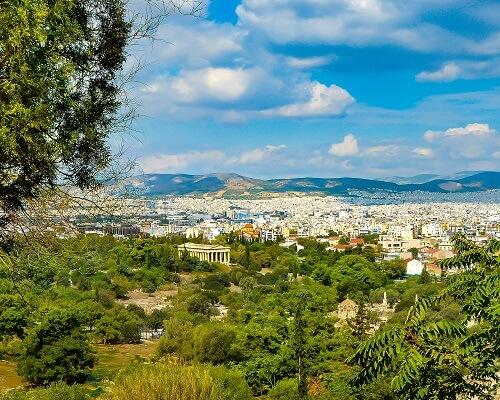Op reis met de auto in Griekenland: Athene en Peloponnesos