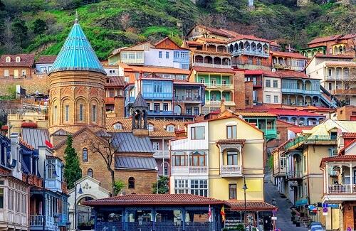 Tbilisi bezienswaardigheden