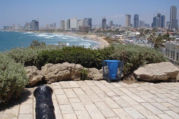 Tel Aviv Israël reis