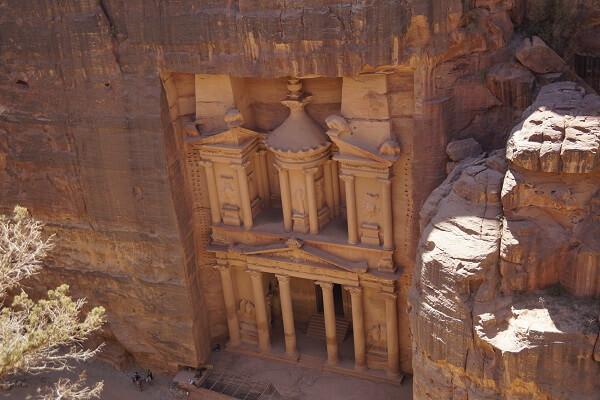 Verborgen Stad Petra
