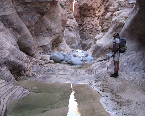 Wandelreizen Jordanië