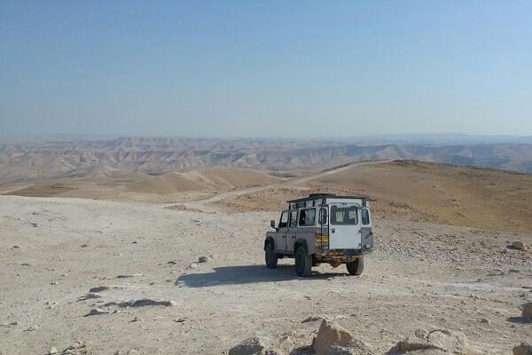 woestijn van Judea