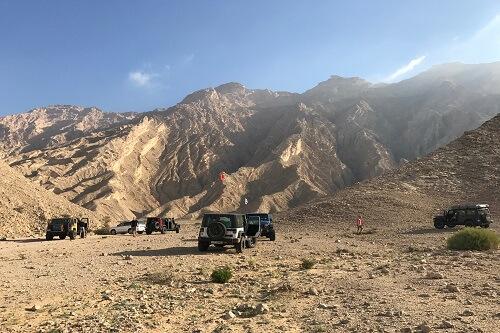 Oman rondreis - Door de ongerepte natuur