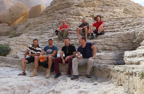 Rondreis Oman - Groepsfoto