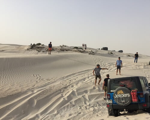 Self-drive Oman 2