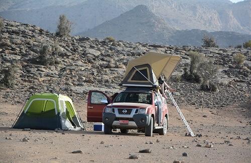 Self-drive Oman - Auto Daktent