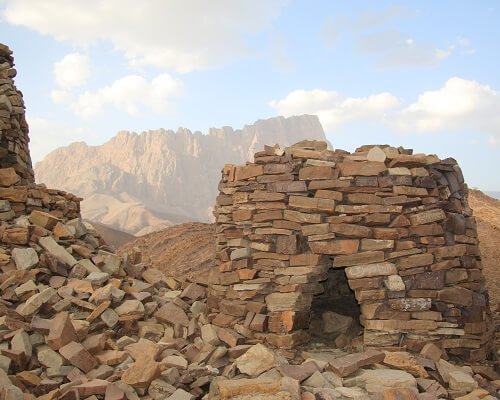The Lost Tombs of Oman