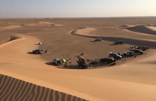 Woestijn Oman - Wahiba Sands
