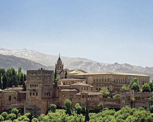 Individuele rondreis Andalusie
