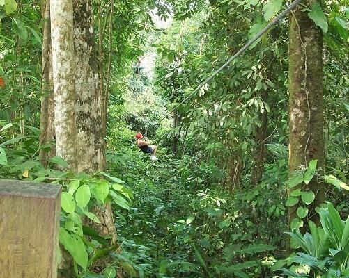 Avontuurlijke reis Costa Rica
